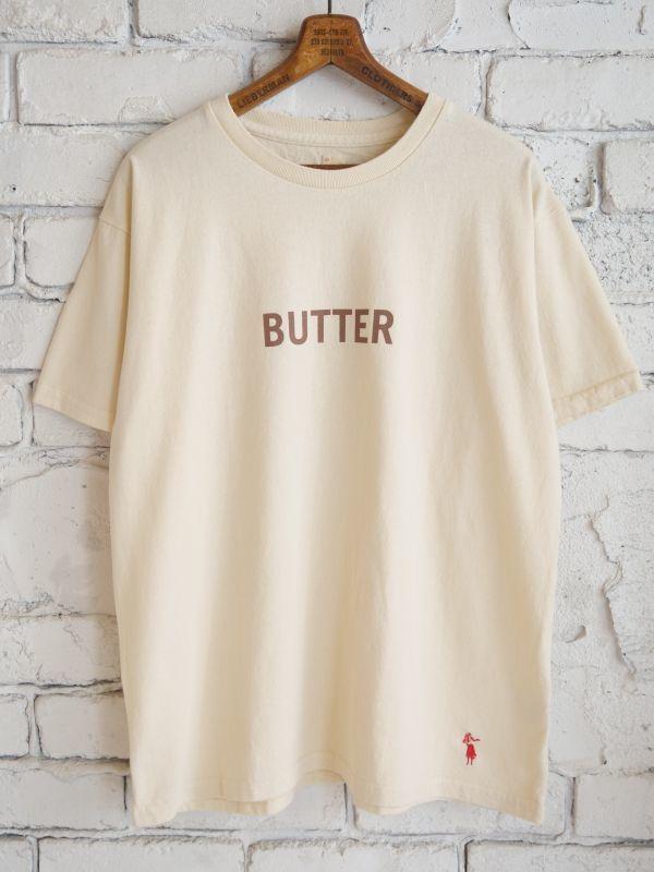 画像1: grown in the sun S/S Tシャツ Belluria Exclusive Model BUTTER-BREAD (1)