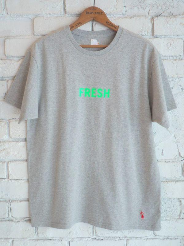 画像1: grown in the sun S/S Tシャツ FRESH-GREEN (1)