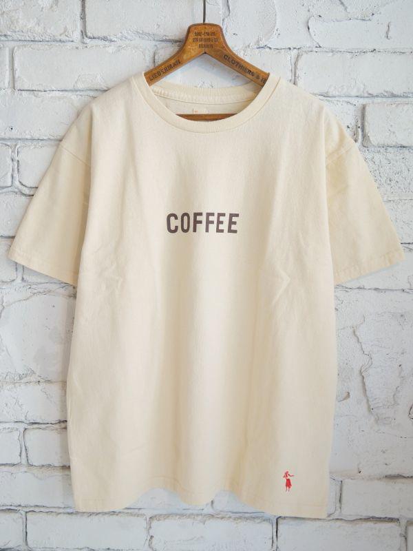 画像1: grown in the sun S/S Tシャツ Belluria Exclusive Model COFFEE-MILK (1)