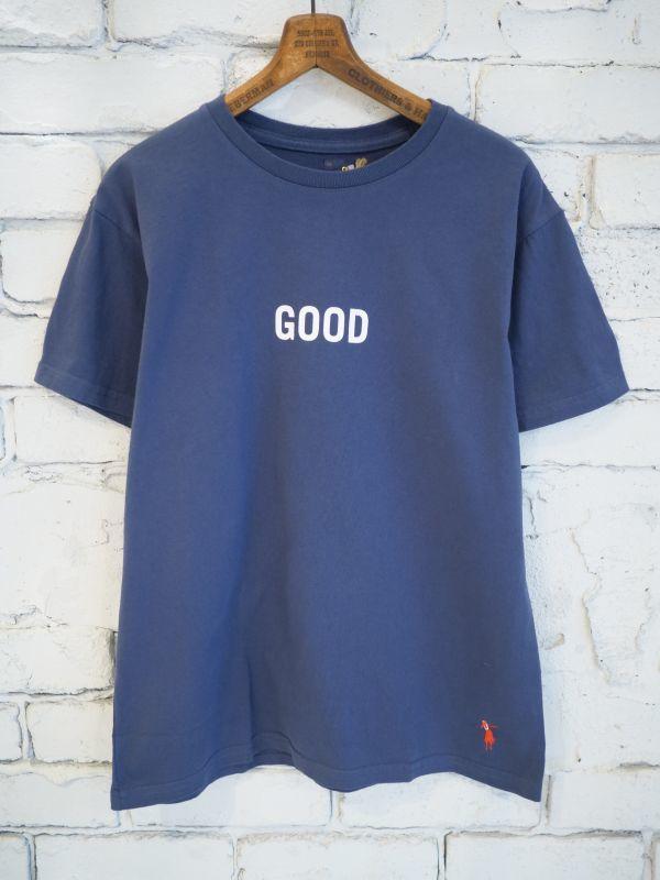画像1: grown in the sun S/S Tシャツ Belluria Exclusive Model GOOD-NIGHT (1)