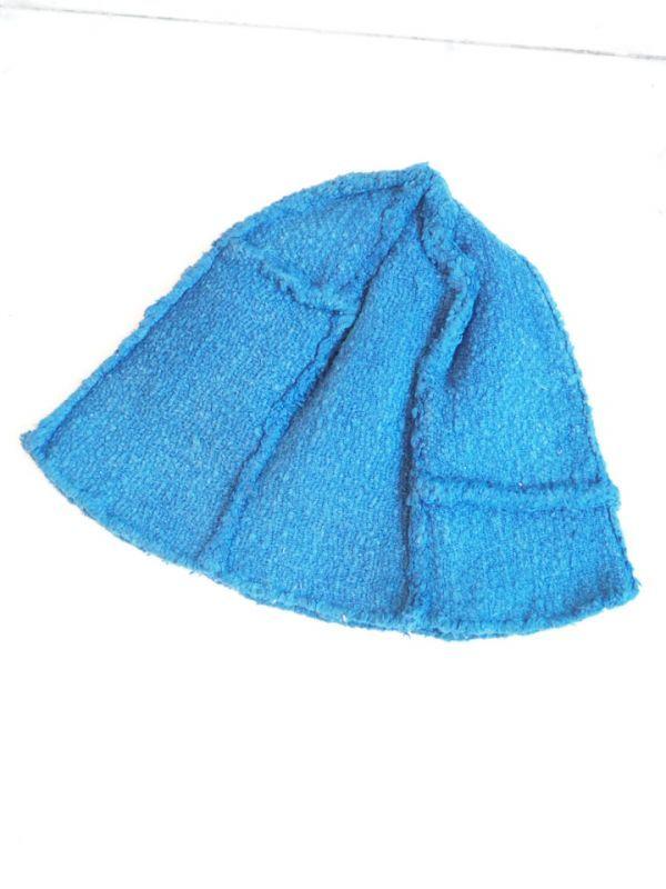画像1: ●MITTAN HT-01C オーガニックコットン ガラ紡帽子 (1)