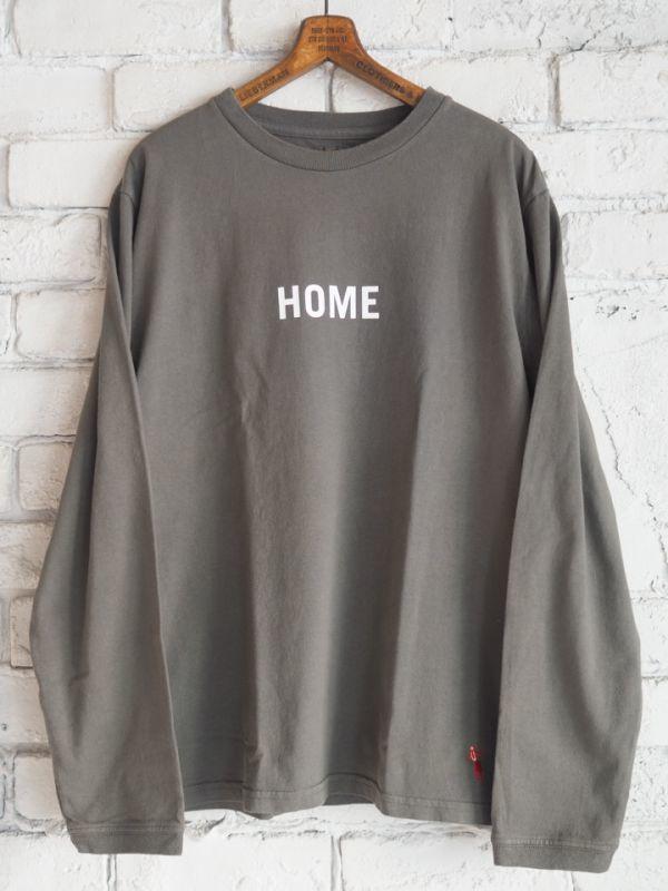 """画像1: grown in the sun  L/S Tシャツ Belluria Exclusive Model """"HOME-AWAY"""" (1)"""