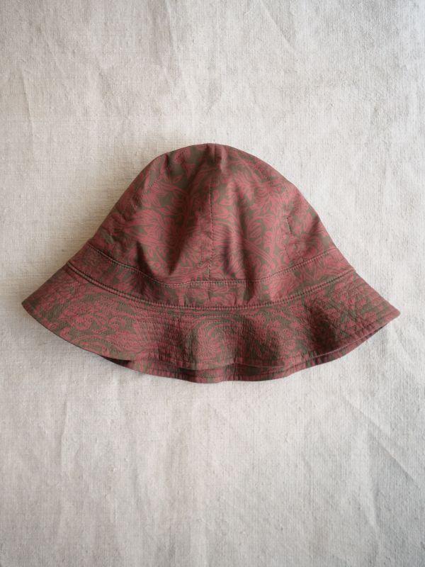 画像1: YAECA WRITE HAT(40951) (1)