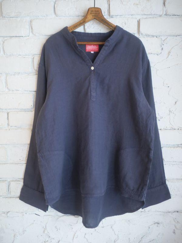 画像1: SUNSHINE+CLOUD イージーシャツ (1)